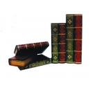 y09608 復古書籍型珠寶收納盒 FF14 (4個一組)---無庫存
