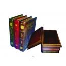 y09609 復古書籍型珠寶收納盒 B1943