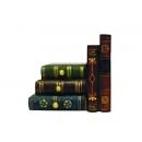 y09611 復古書籍型擺飾 FF24 (5入一組)(無庫存)