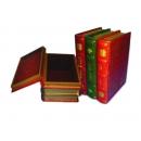 y09613 復古書籍型珠寶收納盒 B1942