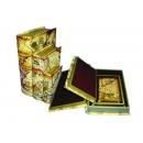 y09616 復古書籍型珠寶收納盒 B2068WM (3入一組)