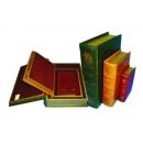 y09617 復古書籍型珠寶收納盒 B1934 (3入一組)