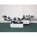 y10963 人造花藝-白木樹枝造型花藝 盆花 一對(可單買)