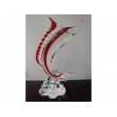 藝術玻璃-大旗魚 y12362 水晶飾品系列 A31