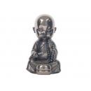 小和尚打坐念經 y12455 立體雕塑.擺飾 人物立體擺飾 系列-中式人物系列