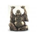 電鍍銅雕-佛教系列-彌勒笑佛-雙手舉元寶 y12462 WU75291A4 立體雕塑.擺飾 人物立體擺飾 系列-中式人物系列 (另有他款)