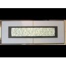 銀玫瑰 y12974 玻璃壁飾系列