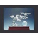 高瞻遠矚 y12910 琉璃水晶系列