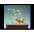 瓜瓞綿綿 y12929 琉璃水晶系列