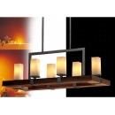 y12409 燈飾系列-吊燈-6燈(AD-2011-1)