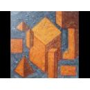 浮生1-y00231 油畫-創意系列