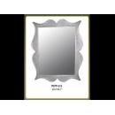 華麗時尚方面鏡 y12666 時鐘.溫度計.鏡子 鏡子 (9079-2-S)