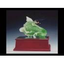 翠玉白菜 y12915 琉璃水晶系列