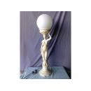 燈飾-希臘女神燈-米色(另有多款顏色可選擇) y12452 立體雕塑.擺飾 人物立體擺飾系列-西式人物系列