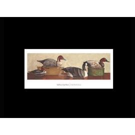 y02039 複製畫 Cope Ruoss 露絲-鴨與鵝(C1136)