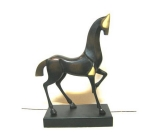 銅雕系列(y12390) - 銅雕動物 - 藝術馬(CU-053)*