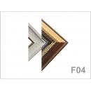 yg005 畫框 F04(大麻+707金)十呎