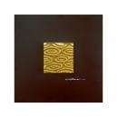 黃金水波 y12933 玻璃壁飾系列