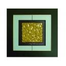 金玫瑰 y12957 玻璃壁飾系列