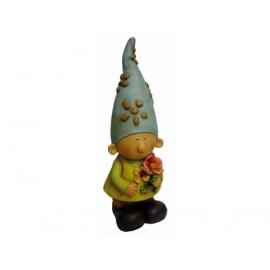 y12431-立體童趣人物擺飾 小矮人尖帽娃娃-大 JF108029(有多款可挑選)