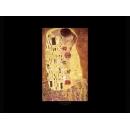 y02024 複製畫 Klimt 克林-吻 I(K349)