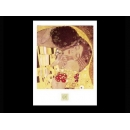 y02037 複製畫 Klimt 克林-吻 II(K350)