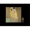 y02040 複製畫 Klimt 克林-吻 III(K523)