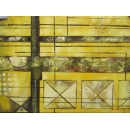 y00386 油畫 抽象(P1-2-010)
