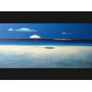 y00003 油畫 海景(P1-2-014)
