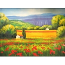y00008 油畫 風景(P1-2-028)