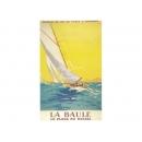 y09431 複製畫 La Baule