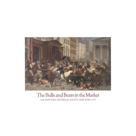 y09411 複製畫 The Bulls and Bears in the Market, 1879