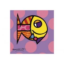 y09414 複製畫 Striped Fish