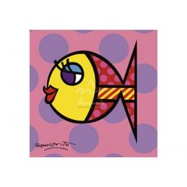 y09415 複製畫 Dotty Fish