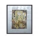 瓷版.陶版畫-陶版畫(無庫存)y00229 畫作系列-74 cm x 66 cm