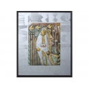 瓷版.陶版畫-陶版畫(無庫存)y00230 畫作系列-74 cm x 66 cm
