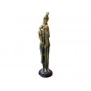 波麗仿銅-全家福(P2-3-003) y13122 立體雕塑.擺飾 立體雕塑系列-人物雕塑系列