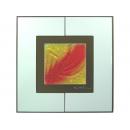 玻璃壁飾 y13004 玻璃壁飾系列