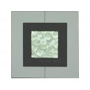 銀玫瑰 y12993 玻璃壁飾系列