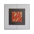 月芽紅 y12992 玻璃壁飾系列