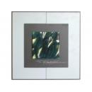 月芽綠 y12990 玻璃壁飾系列