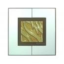 月芽黃 y12983 玻璃壁飾系列