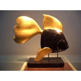 魚兒造型擺飾(P3-4-1-012) y13098 立體雕塑.擺飾 立體擺飾系列-動物、人物系列