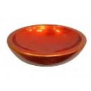 y013481 橙色花器T025-B03S001