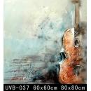 樂器(UVB-037)-y000055 油畫