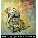 樂器(UVB-055)-y000060 油畫