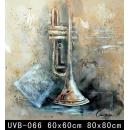 樂器(UVB-066)-y000063 油畫