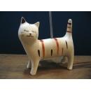 可愛貓咪名片夾 y13097 立體雕塑.擺飾 立體擺飾系列-動物、人物系列