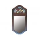 蝴蝶標本鏡A y12656 時鐘.溫度計.鏡子 鏡子