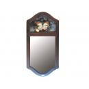 蝴蝶標本鏡B y12655 時鐘.溫度計.鏡子 鏡子